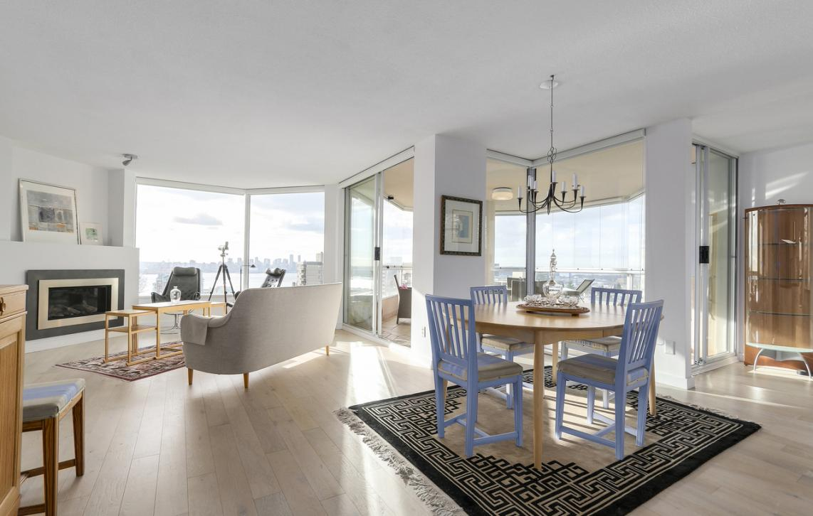 #402 - 123 E Keith Road, Lower Lonsdale, North Vancouver