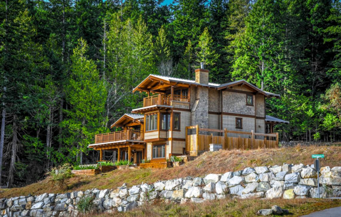 4595 Pinehaven Place, Pender Harbour Egmont, Sunshine Coast