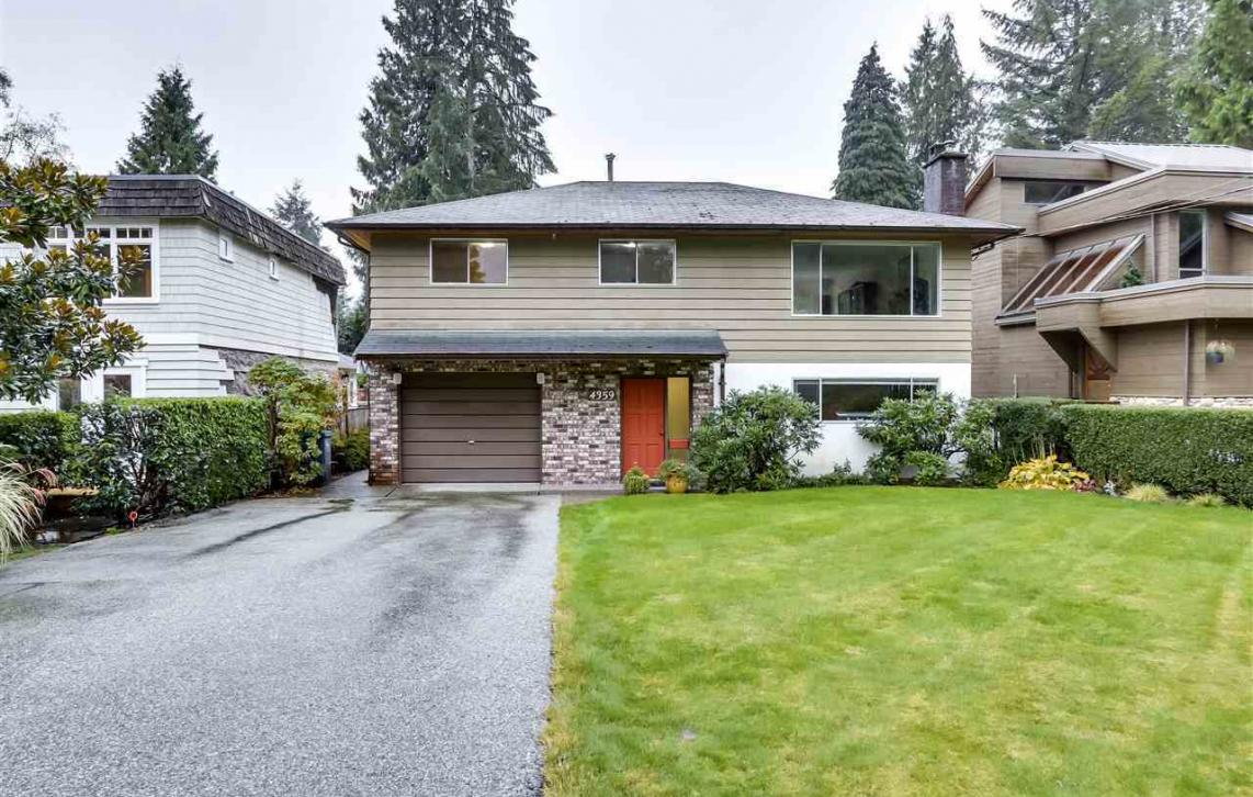 4359 Raeburn Street, Deep Cove, North Vancouver